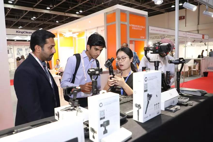 阿联酋 | 中东最大消费电子进口市场,中国产品占据半壁江山!