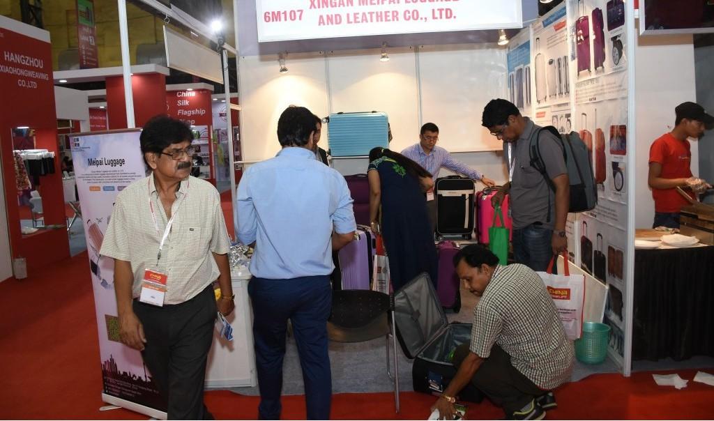 中國(印度)貿易博覽會 暨家用紡織、服裝服飾、面輔料及箱包展覽會
