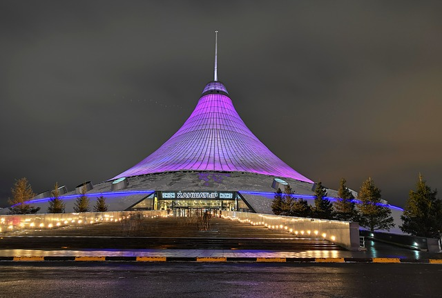 中國(哈薩克斯坦)貿易博覽會 暨照明及燈飾展覽會