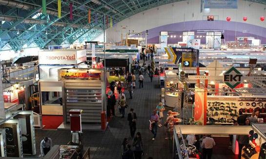 白俄罗斯明斯克国际建筑建材展览会