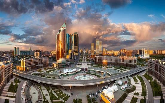 中國(哈薩克斯坦)貿易博覽會 暨建筑裝飾材料展覽會