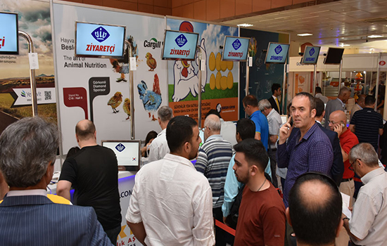 土耳其伊斯坦布爾畜牧展覽會VIV Turkey