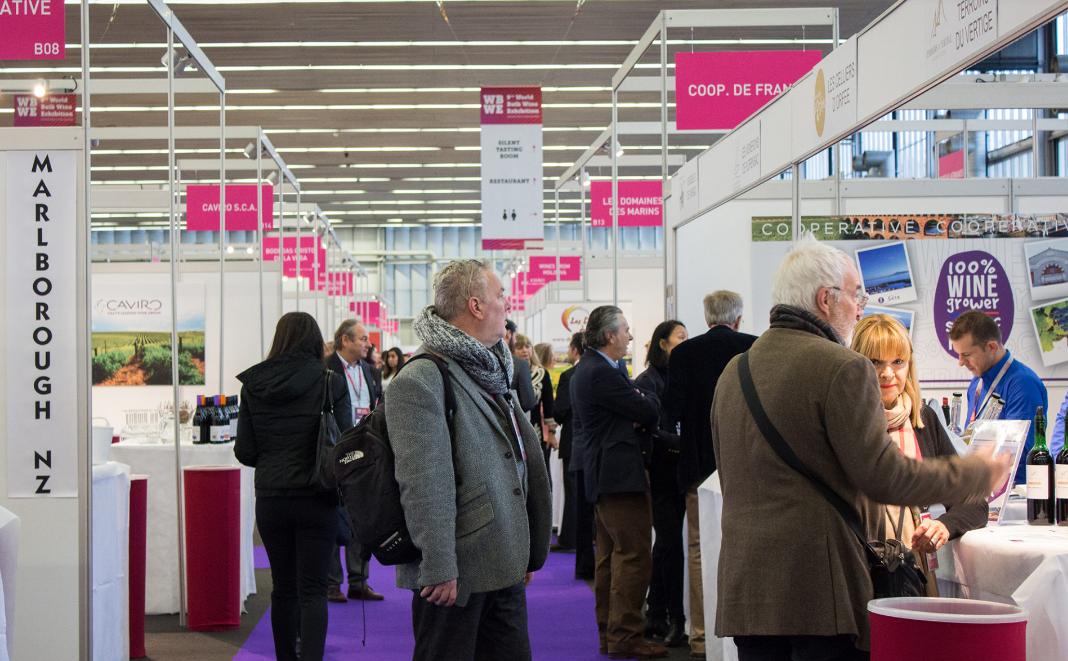 荷兰阿姆斯特丹葡萄酒展览会WBW