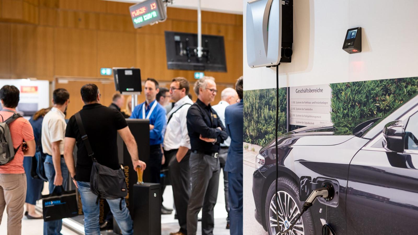 欧洲停车设备展览会EPA