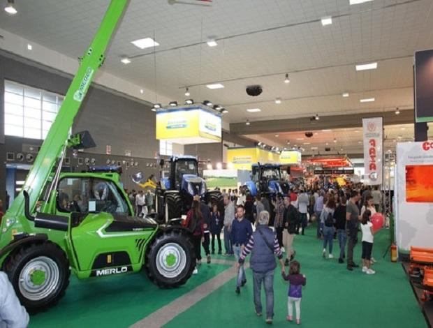 意大利巴里農業機械展覽會Agrilevante