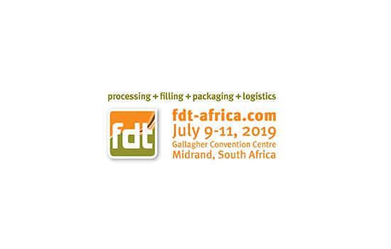 南非約翰內斯堡食品加工展覽會FDT