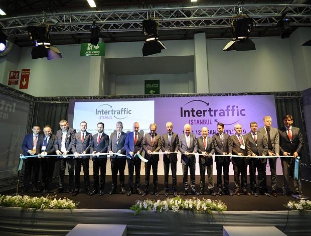 土耳其伊斯坦布爾道路交通展覽會intertraffic