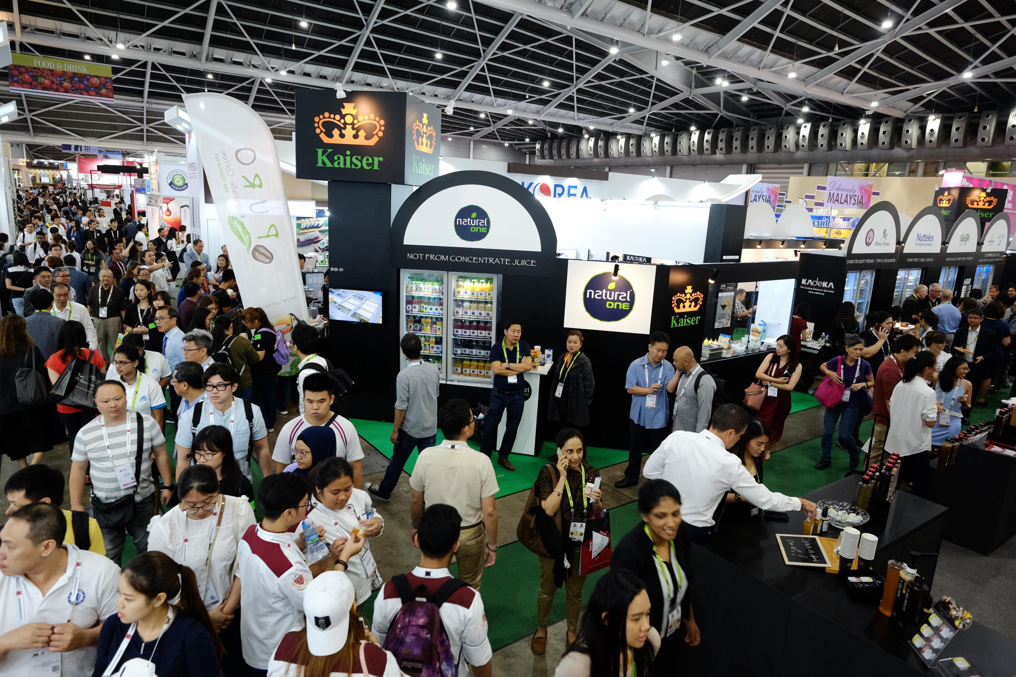 新加坡食品展览会FHA