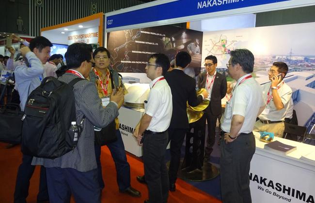 越南胡志明船舶海事展览会INMEX Vietnam