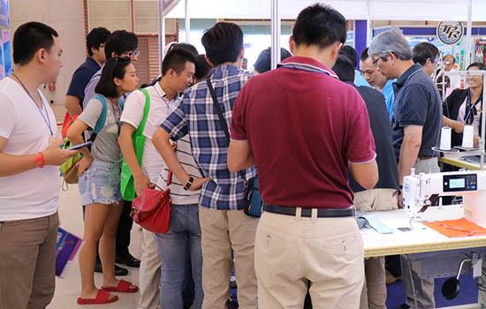 柬埔寨金边服装机械及纺织工业展览会CTG